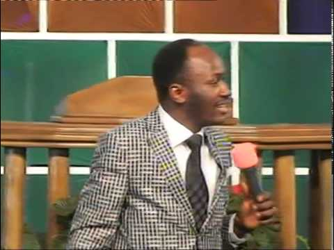 Download #Apostle Johnson Suleman #Why Christians Miss God #1of3 HD Mp4 3GP Video and MP3