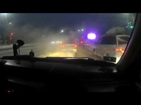 Трасса Р-256   п.Октябрьский - Бийск // Honda CR-V