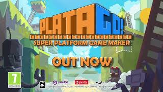 VideoImage1 PlataGO! Super Platform Game Maker