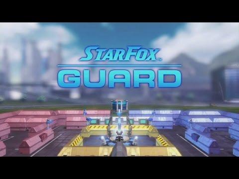 Видео № 0 из игры Star Fox Guard (код для загрузки) [Wii U]