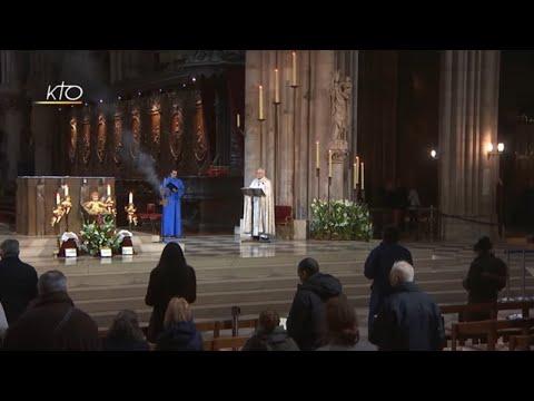Vêpres à Notre-Dame de Paris du 7 janvier 2019