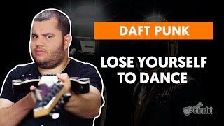 LOSE YOURSELF TO DANCE   Daft Punk | Como Tocar Na Guitarra