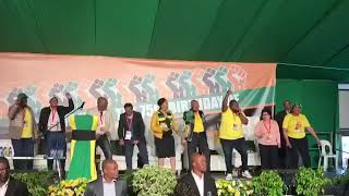 Jacob Zuma Dance For Asinavalo Song.