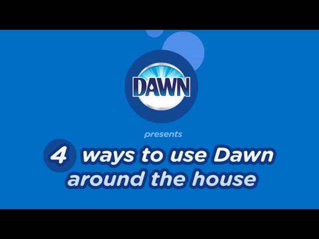 Did You Know That Can Use The Grease Fighting Of Dawn To Clean More Than Dirty Dishes Whether It S A Greasy Wrench In Garage Or