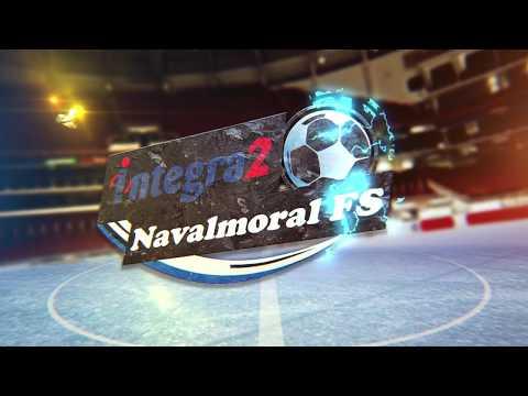 J.2º, Integra2 Navalmoral FS - CD Leganés FS (Madrid). Temp. 17-18