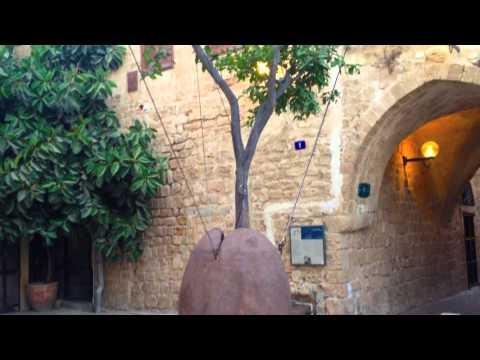 Древнейший город мира - Яффо