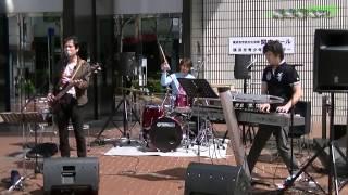 馬車道ショートパフォーマンスライブ 2014年4月28日