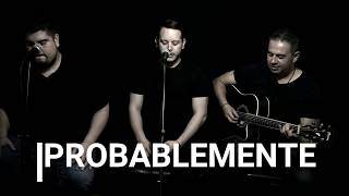 Gambar cover Christian Nodal ft David Bisbal - Probablemente COVER by 2RAICES ft AB VALDEZ