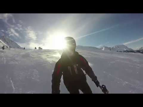 Skigebied Kühtai - Tirol Oostenrijk