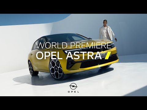 Musique publicité Opel New Opel Astra : pub des faits saillants de la première mondiale 2021   Juillet 2021