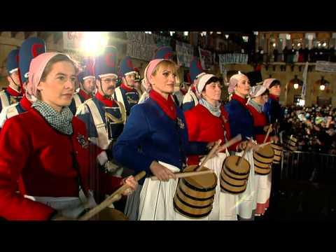 西班牙音樂節 聖塞巴斯提安節 San Sebastián Drum Festival