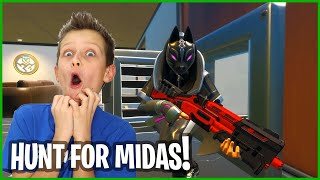 SEARCHING FOR MIDAS IN THE AGENCY!!!