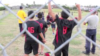 preview picture of video 'Otara Sports Cluster : Softball 2014'