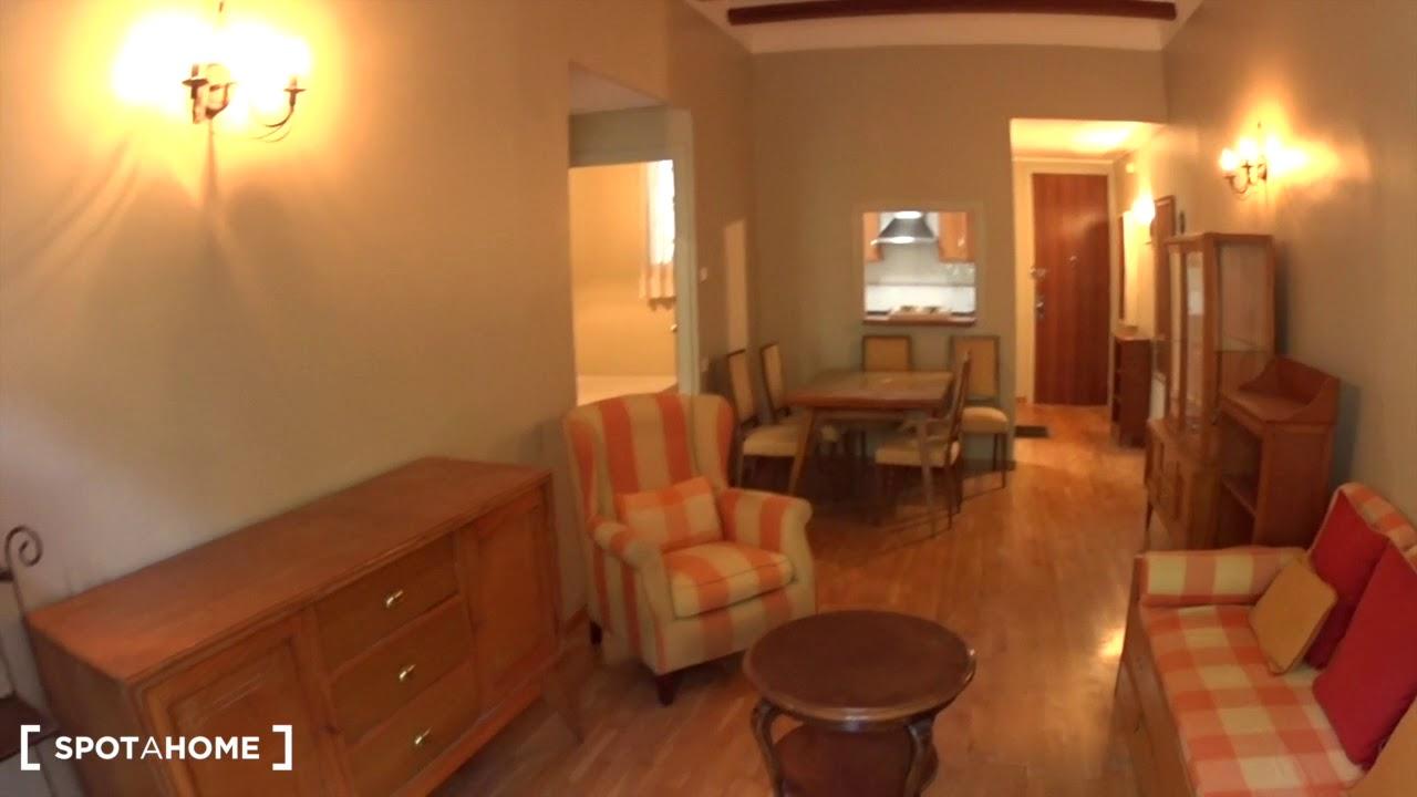 Comfy 2-bedroom apartment for rent near La Monumental in Poblenou