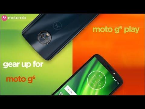 Moto G6 Launch Campaign