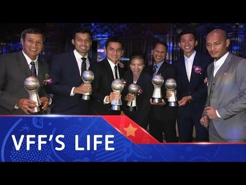 Bóng đá Việt Nam vinh dự nhận 5 giải thưởng danh giá của AFF