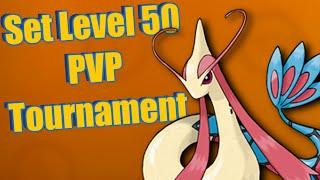 Pokemon Planet - The Set Level 50 Pokémon Tournament!