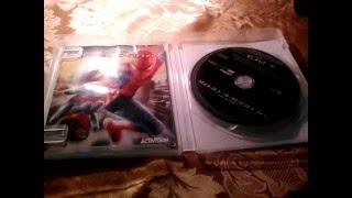 Обзор диска Новый Человек-Паук (Amazing Spider-Man) на PS3