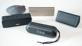 Tribit XSound Go - best low budget Bluetooth speaker?