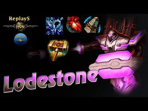 HoN replays - Lodestone - Immortal - 🇬🇧 TemplarZ Gold I