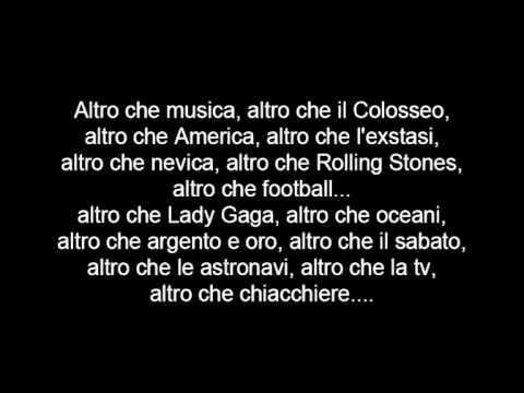 , title : 'Jovanotti - Il più grande spettacolo dopo il Big Bang (Lyrics)'