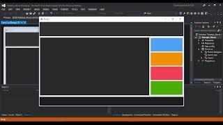 Layout Design Responsive Test With Visual Stduio 2015