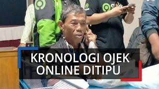 Kronologi Driver Ojol Ditipu Penumpang saat Antar Purwokerto-Solo, Dijanjikan Bayaran Rp700 Ribu