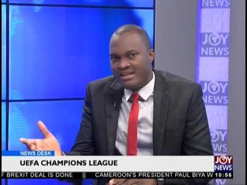 Sports Desk on JoyNews (23-10-18)