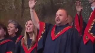 Lift Up Your Heads O Ye Gates - Cornerstone Choir at CUFI Washington Summit