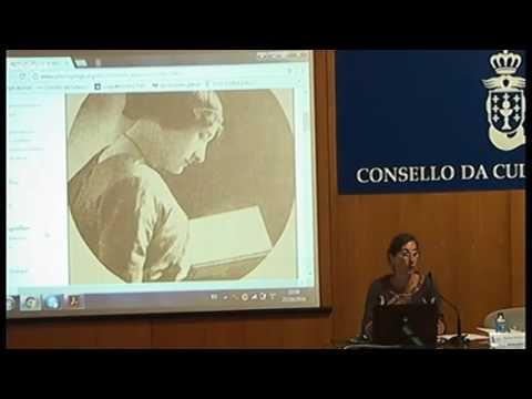 Presentación da cartografía Kathleen Nora March no Álbum de mulleres