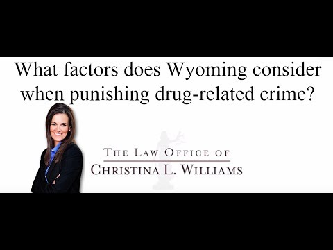 What factors does Wyoming…