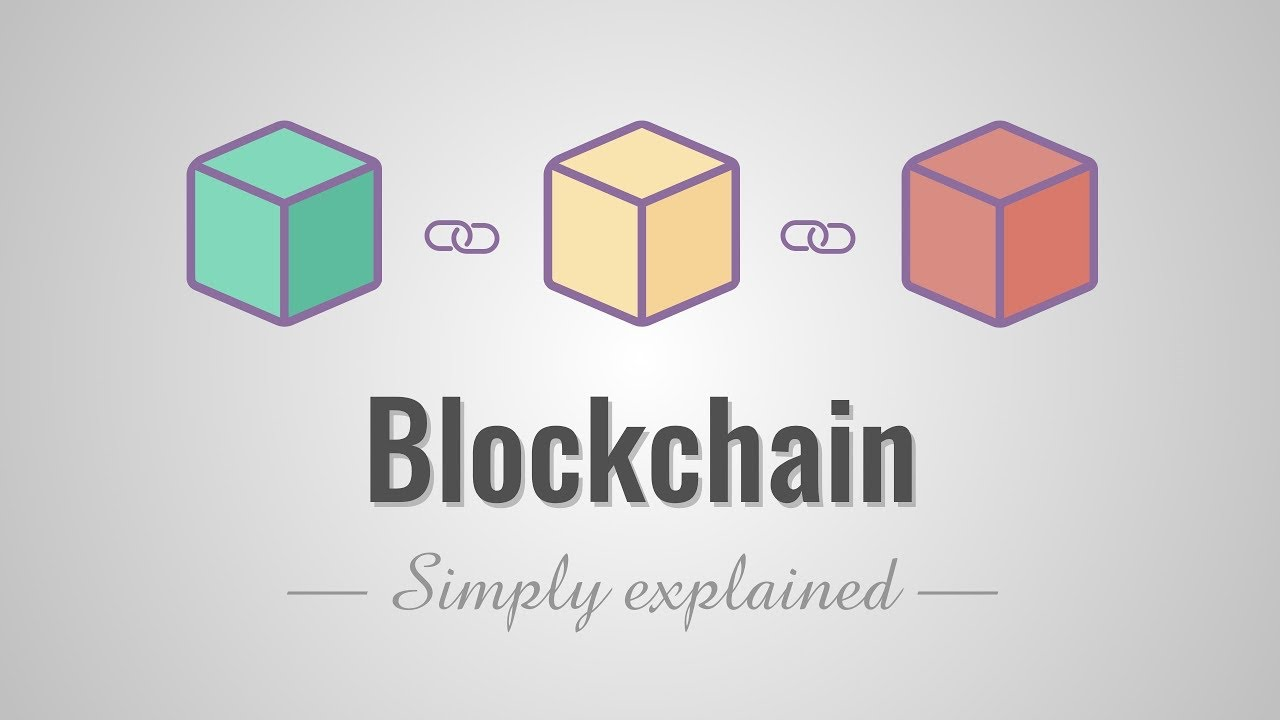 How does a blockchain work – Simply Explained #Blockchain #Cryptocurrency