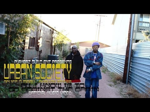 Urban Society - All I Know Is To Go Against The Grain [Spliff G Masu & Phallon Sinnis] (Official)
