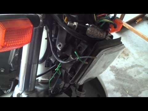 xr650l led relay fix