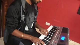 Tera Sath Hai Itna Pyara | Keyboard Cover   - YouTube