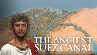 The Ancient Suez Canal