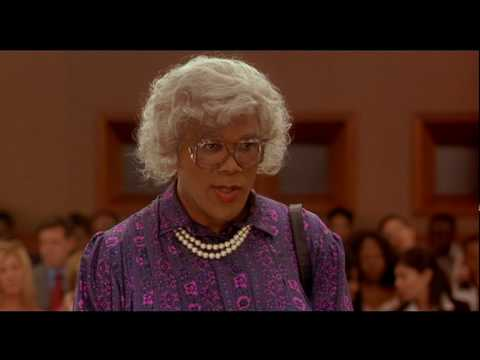 """Tyler Perry's Madea's Family Reunion - 3. """"Foster Mother"""""""