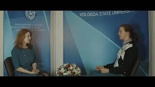 Интервью с фестиваля VolBIT Надежда Корнишова