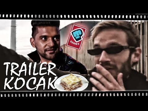Download Trailer Kocak - Pewdiepie VS T-SERIES HD Video
