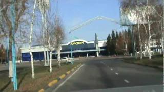 preview picture of video 'Airport Ust-Kamenogorsk'