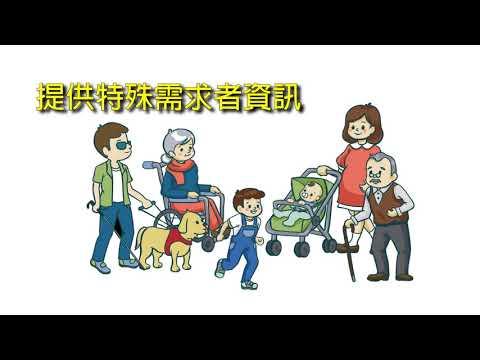 臺北市防災易讀手冊 地震來了怎麼辦