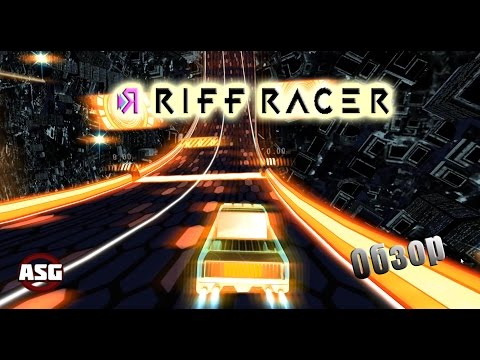 Riff Racer - Race Your Music (2016) - Обзор