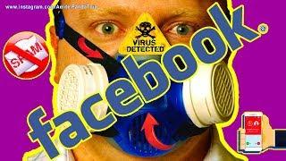 Вирус в чате Facebook ✔ Как удалить #вирус в facebook!