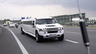 Limuzyny XXL Warszawa (Get There In Style!) Warsaw Hummer Limousines