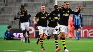 Djurgården-AIK 0-1 | Extended Highlights