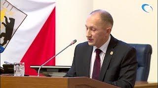 На расширенном совещании Правительства Новгородской области обсудили экономическое развитие и налоговый потенциал