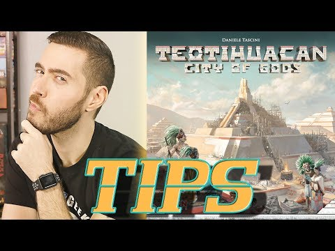 Just the Tips - Teotihuacan: City of Gods from NSKN Games