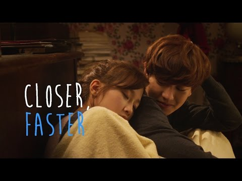Chanyeol   yeonhee   closer  faster