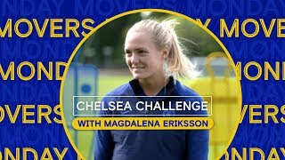 Home Exercises for Kids with Chelsea Players | Movers with Magda Eriksson | Chelsea Challenge Ep.1