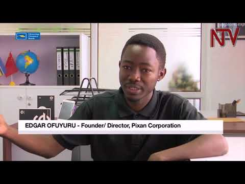 23 year old Ugandan designs smartphone to cater for African market